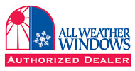 allweatherwindows authorized dealer